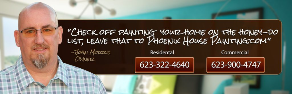 John Morris - Owner at Phoenix House Painting, commercial painting and residential painting